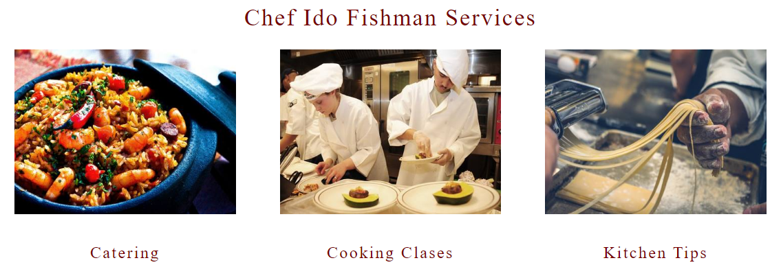 Ido Fishman Chef