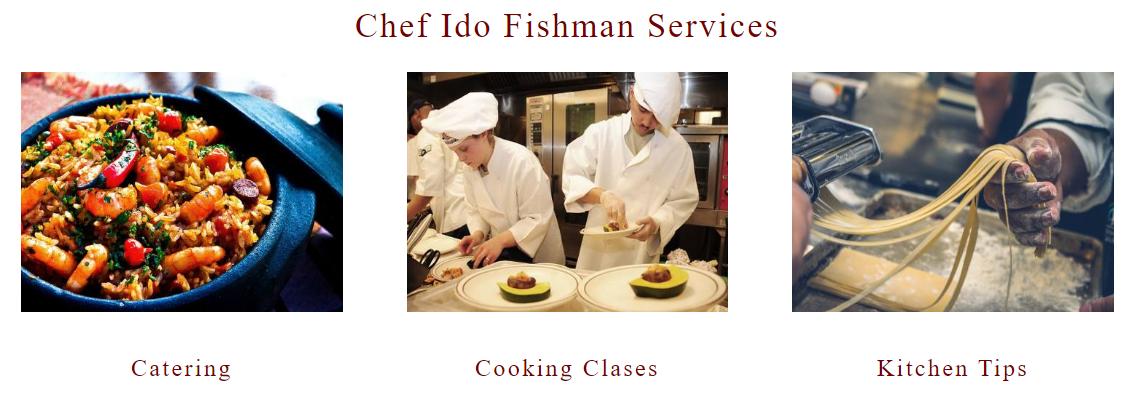 Ido Fishman Chef